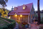 Bluegums - Daylesford Accommodation Escapes