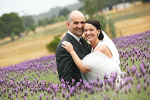 Belinda & Michaels Wedding at Sault Restaurant Daylesford (1)