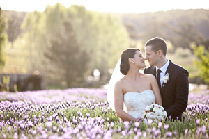 Mikaela & Mathews Wedding at Sault Restaurant Daylesford (1)