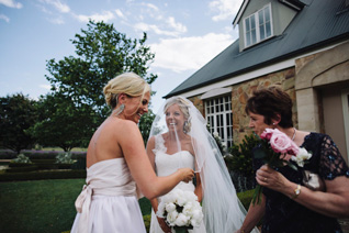 Victoria & Marks Wedding at Sault Restaurant Daylesford (4)