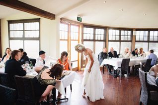 Victoria & Marks Wedding at Sault Restaurant Daylesford (6)